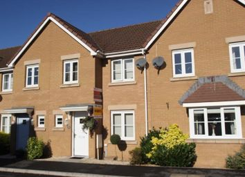 Thumbnail 3 bed terraced house for sale in Company Farm Drive, Llanfoist, Abergavenny
