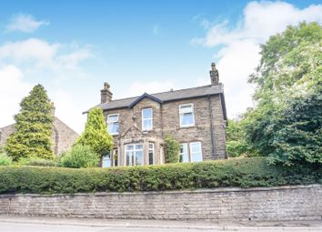 Thumbnail 3 bed detached house for sale in Buxton Road, New Mills