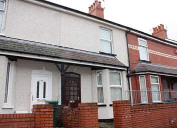 Thumbnail 2 bed terraced house for sale in LL29, Colwyn Bay, Borough Of Conwy