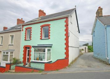 Thumbnail 4 bed property for sale in Borth