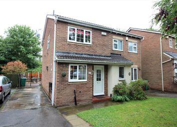 Thumbnail 2 bedroom semi-detached house for sale in Gunn Close, Nottingham