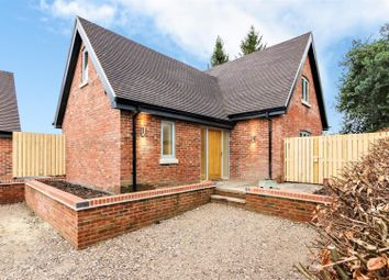 Thumbnail 3 bed detached house for sale in Plot 1, Worthington Lane, Breedon-On-The-Hill