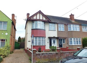 Thumbnail 3 bed end terrace house for sale in Granville Road, Hillingdon, Middlesex
