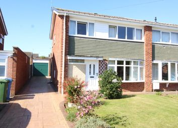 Thumbnail 3 bedroom semi-detached house for sale in Pembroke Drive, Carlton-In-Lindrick, Worksop