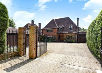 Thumbnail 6 bed detached house for sale in London Road, Sunningdale, Ascot