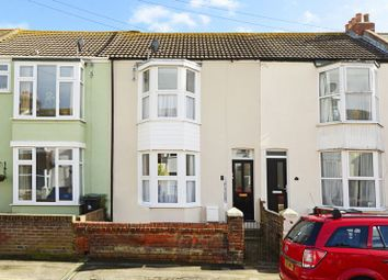 Thumbnail 2 bed terraced house for sale in Franklin Road, Weymouth