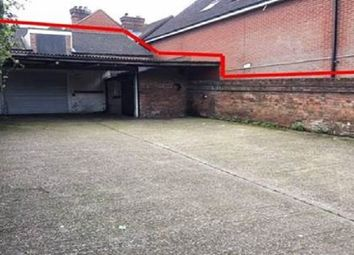Thumbnail Industrial for sale in High Street, Elstree, Herts
