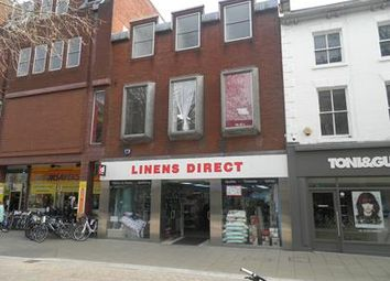 Thumbnail Retail premises to let in 23 Long Causeway, Peterborough