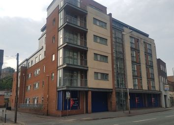 2 bed flat to rent in Canal Street, Nottingham NG1
