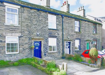 Thumbnail 2 bed terraced house for sale in Cow Lane, Bollington, Macclesfield, Cheshire