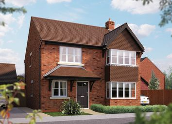 "Thumbnail 4 bedroom detached house for sale in ""The Canterbury"" at Nottinghamshire, Edwalton"