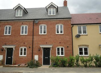 Thumbnail 3 bed town house to rent in Finn Farm Road, Kingsnorth, Ashford