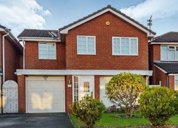 Thumbnail 3 bed detached house for sale in Wyke Road, Prescot