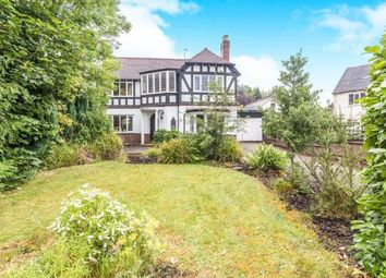 Thumbnail 3 bed detached house for sale in Newton Road, Great Barr, Birmingham, West Midlands