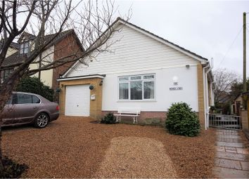 Thumbnail 4 bed detached bungalow for sale in Woodland Drive, Sheerness