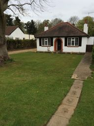 Thumbnail 2 bed bungalow to rent in Overstone Road, Northampton
