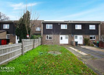 Thumbnail 2 bed terraced house for sale in Poplar Close, Sandy, Bedfordshire