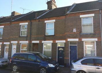 Thumbnail 2 bedroom terraced house to rent in Strathmore Avenue, Luton