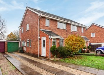 Thumbnail 4 bed semi-detached house for sale in Brookfield Walk, Clevedon