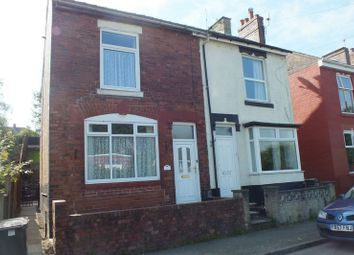 Thumbnail 2 bedroom semi-detached house for sale in Stonebank Road, Kidsgrove, Stoke-On-Trent
