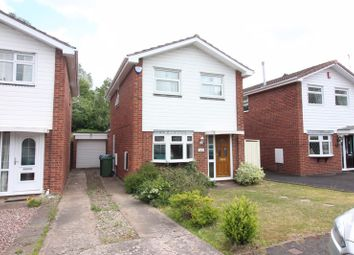 Thumbnail 3 bed detached house for sale in Quendale, Wombourne, Wolverhampton