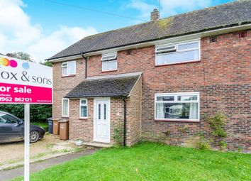 Thumbnail 4 bed semi-detached house for sale in Roberts Road, Barton Stacey, Winchester