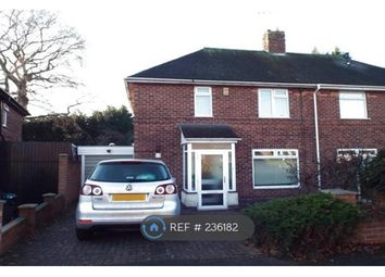 Thumbnail 3 bed semi-detached house to rent in Larchdene Avenue, Nottingham
