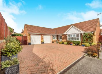 Thumbnail 3 bedroom detached bungalow for sale in Shepherd Close, Sheringham