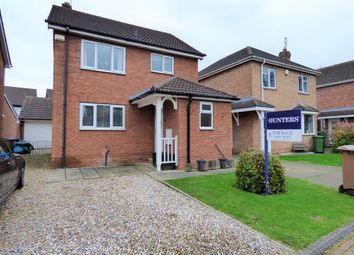 3 bed detached house for sale in The Meadows, Beverley Parklands, East Yorkshire HU17