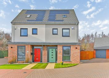 Thumbnail 3 bed semi-detached house for sale in Whitworth Park Drive, Houghton Le Spring