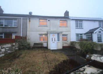 Thumbnail 3 bed terraced house for sale in Miners Row, Llanelly Hill, Abergavenny