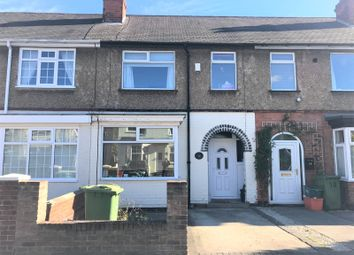 Thumbnail 3 bed terraced house to rent in Birch Avenue, Grimsby