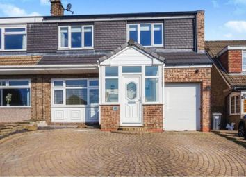 Thumbnail 4 bedroom semi-detached house to rent in Tennyson Avenue, Dukinfield