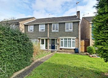 Thumbnail 3 bed end terrace house for sale in Claremont, Cheshunt, Waltham Cross