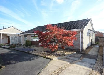 Thumbnail 2 bed semi-detached bungalow for sale in Neidpath Drive, Stenhousemuir, Larbert