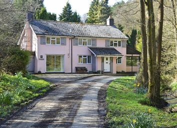 Thumbnail 3 bed detached house for sale in Neuadd Mill, Dolfor, Newtown, Powys