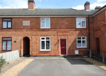Thumbnail 3 bed terraced house for sale in Edward Street, Anstey, Leicester