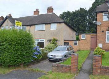 Thumbnail 3 bed end terrace house for sale in Challinor Avenue, Leek