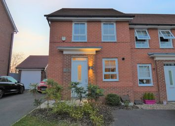 3 bed terraced house for sale in Sanderling Way, Forest Town, Mansfield NG19