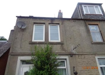 Thumbnail 1 bed flat to rent in Main Street West, Menstrie