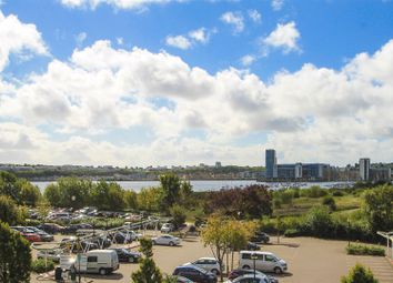 Thumbnail 1 bed flat for sale in Havannah Street, Cardiff