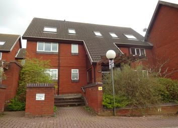 Thumbnail 1 bedroom flat for sale in Clifton Court, Leicester