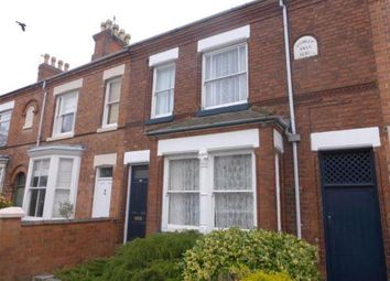 Thumbnail 1 bed town house to rent in Beacon Road, Loughborough