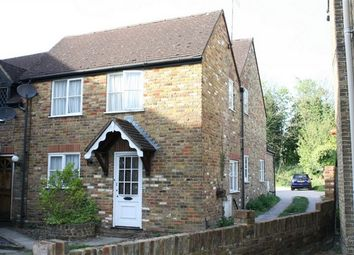 Thumbnail 1 bed end terrace house for sale in 4 Old Bakery Court, High Street, Iver, Buckinghamshire