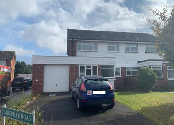 Thumbnail 4 bed semi-detached house to rent in Clareville Road, Orpington