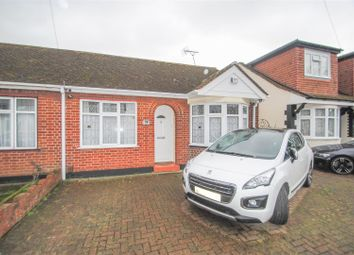 Thumbnail 2 bedroom semi-detached bungalow for sale in Feeches Road, Southend-On-Sea