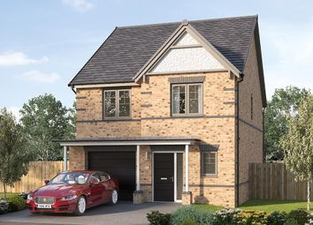 "4 bed detached house for sale in ""The Holbury"" at Blackmoorfoot Road, Huddersfield HD4"