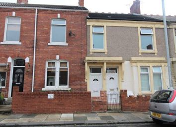 Thumbnail 2 bed flat to rent in Park Road, Blyth