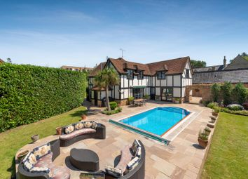 Thumbnail 5 bed detached house for sale in Coopers Hill Lane, Englefield Green, Egham, Surrey