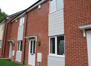 Thumbnail 2 bed terraced house to rent in Limekiln Lane, Off Bailey Road, Arleston, Telford